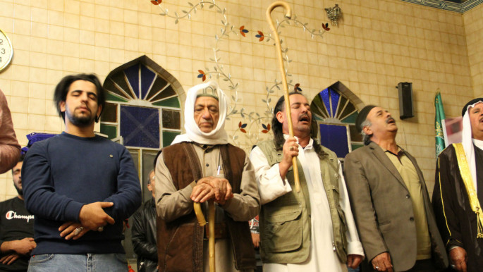 Meet the Kasnazani, the Sufi order that practices life-endangering rituals
